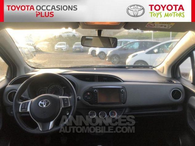 Toyota YARIS 69 VVT-i France 5p 040 Blanc Pur Occasion - 4