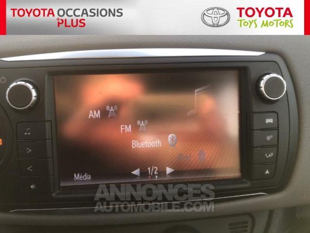 Toyota YARIS 69 VVT-i France 5p 040 Blanc Pur Occasion - 6