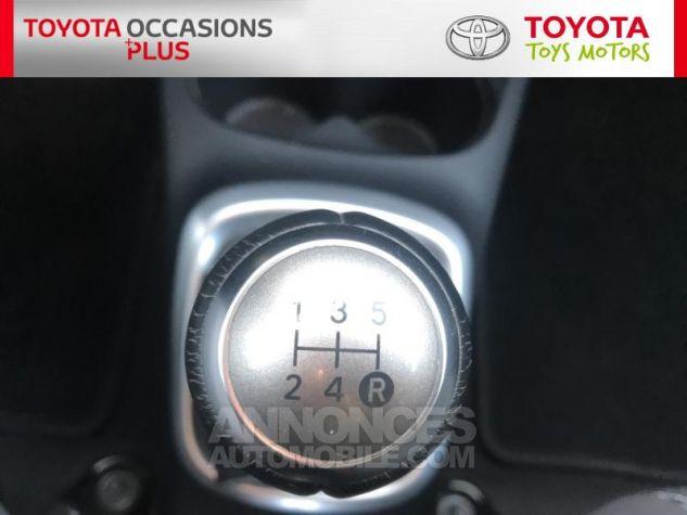 Toyota YARIS 69 VVT-i France 5p 040 Blanc Pur Occasion - 8