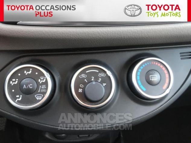 Toyota YARIS 69 VVT-i France 5p 040 Blanc Pur Occasion - 10