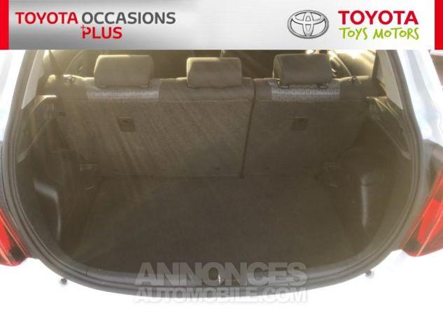 Toyota YARIS 69 VVT-i France 5p 040 Blanc Pur Occasion - 14