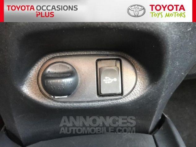 Toyota YARIS 69 VVT-i France 5p 040 Blanc Pur Occasion - 15