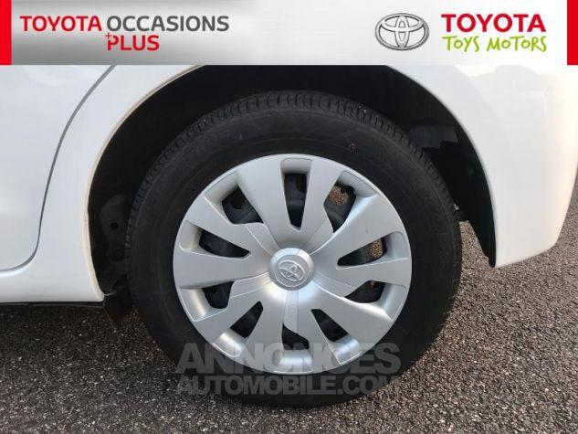 Toyota YARIS 69 VVT-i France 5p 040 Blanc Pur Occasion - 3