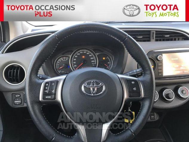 Toyota YARIS 69 VVT-i France 5p 040 Blanc Pur Occasion - 5