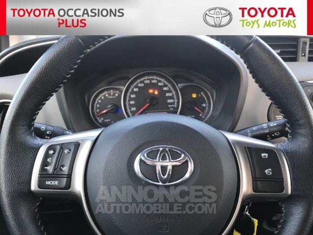 Toyota YARIS 69 VVT-i France 5p 040 Blanc Pur Occasion - 7