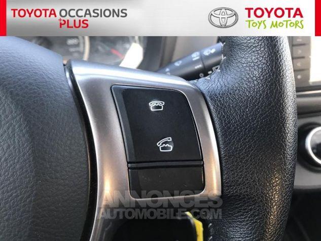 Toyota YARIS 69 VVT-i France 5p 040 Blanc Pur Occasion - 9