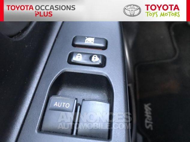 Toyota YARIS 69 VVT-i France 5p 040 Blanc Pur Occasion - 11