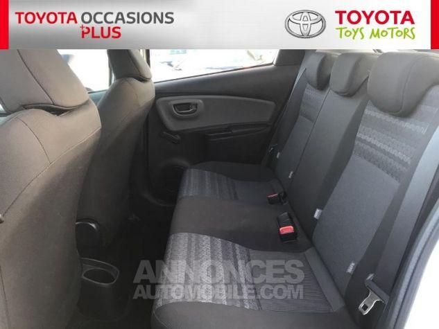 Toyota YARIS 69 VVT-i France 5p 040 Blanc Pur Occasion - 13