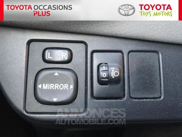 Toyota YARIS 69 VVT-i France 5p 040 Blanc Pur Occasion - 16