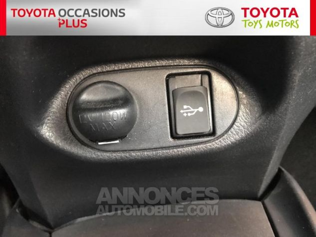 Toyota YARIS 69 VVT-i France 5p 040 Blanc Pur Occasion - 17