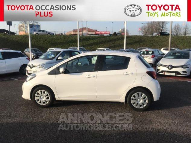Toyota YARIS 69 VVT-i France 5p 040 Blanc Pur Occasion - 19