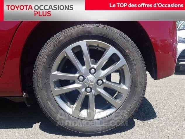 Toyota YARIS 69 VVT-i TechnoLine 5p ROUGE Occasion - 3