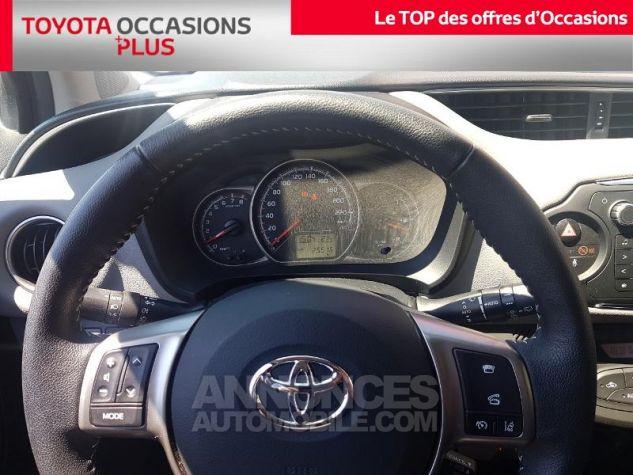 Toyota YARIS 69 VVT-i TechnoLine 5p ROUGE Occasion - 7
