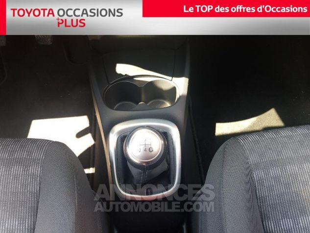 Toyota YARIS 69 VVT-i TechnoLine 5p ROUGE Occasion - 8