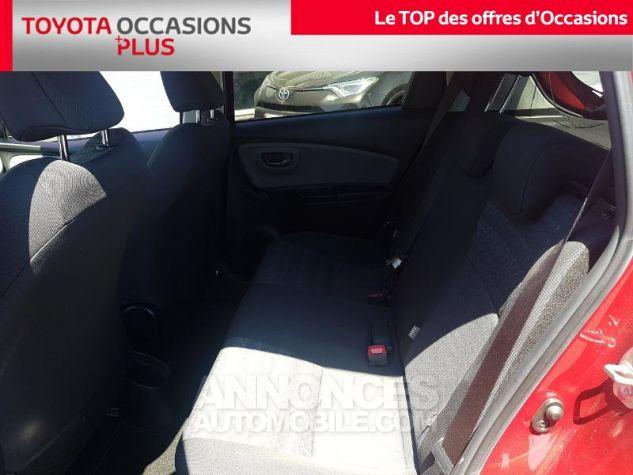 Toyota YARIS 69 VVT-i TechnoLine 5p ROUGE Occasion - 13