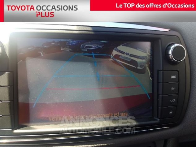 Toyota YARIS 69 VVT-i TechnoLine 5p ROUGE Occasion - 17