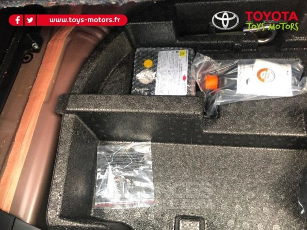 Toyota YARIS 69 VVT-i Tendance 5p ROUGE Occasion - 9