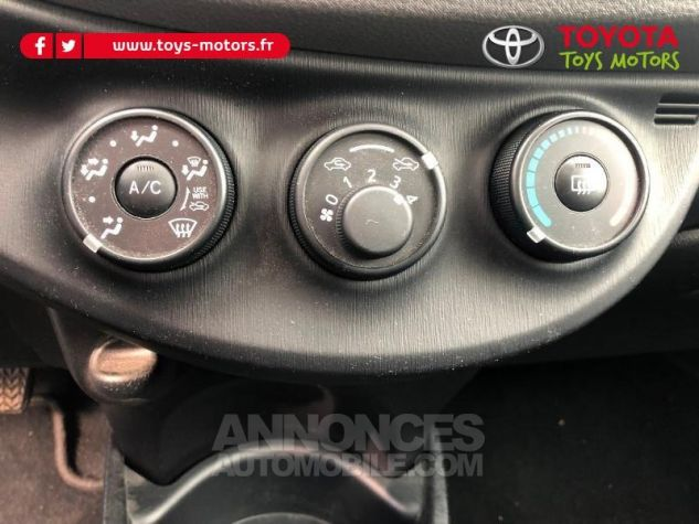 Toyota YARIS 69 VVT-i Tendance 5p ROUGE Occasion - 15