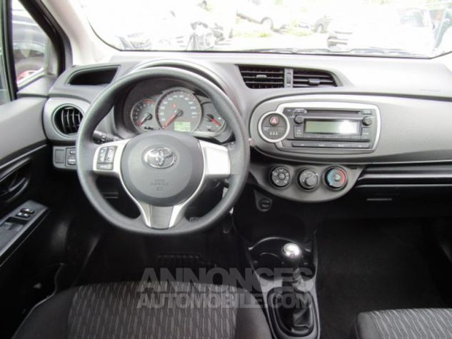 Toyota YARIS 69 VVT-i Tendance 5p Pourpre Occasion - 2