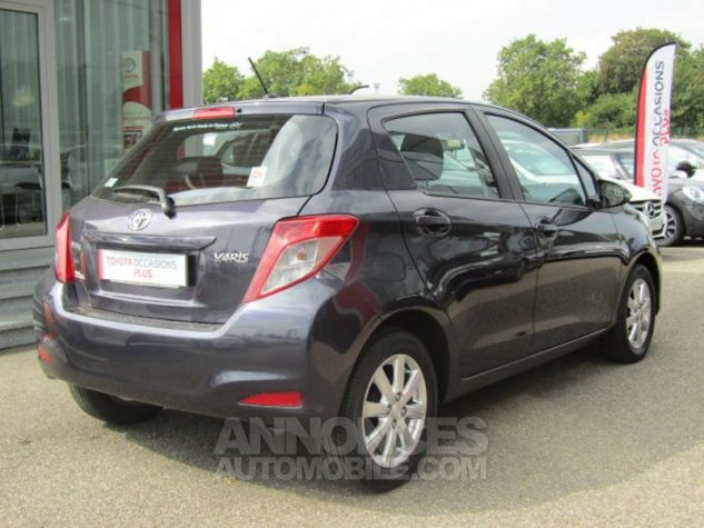 Toyota YARIS 69 VVT-i Tendance 5p Pourpre Occasion - 4