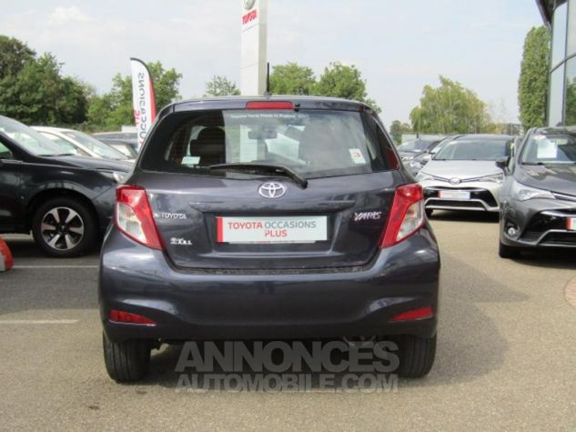 Toyota YARIS 69 VVT-i Tendance 5p Pourpre Occasion - 7