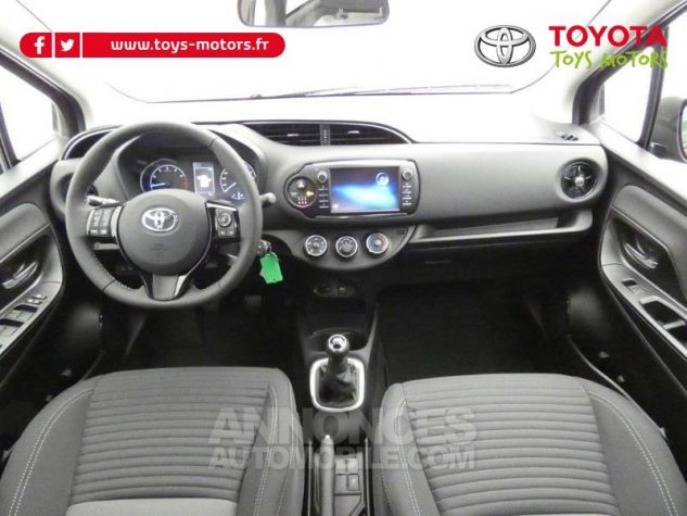 Toyota YARIS 70 VVT-i Design 5p RC18 BI-TON ROUGE ALLURE Occasion - 2