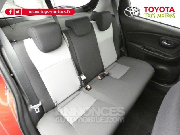 Toyota YARIS 70 VVT-i Design 5p RC18 BI-TON ROUGE ALLURE Occasion - 5