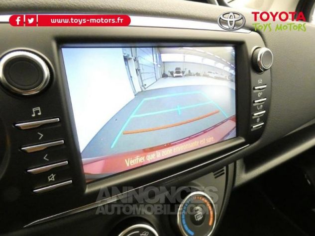 Toyota YARIS 70 VVT-i Design 5p RC18 BI-TON ROUGE ALLURE Occasion - 14