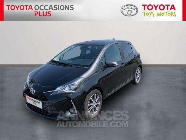 Toyota YARIS 70 VVT-i Design Y20 5p MY19 Noir Intense Occasion - 0