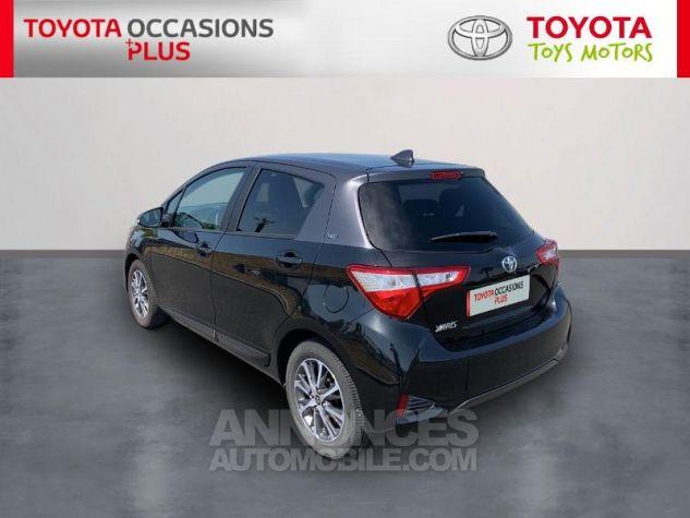 Toyota YARIS 70 VVT-i Design Y20 5p MY19 Noir Intense Occasion - 1