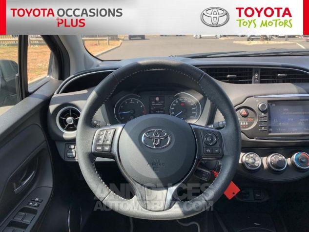 Toyota YARIS 70 VVT-i Design Y20 5p MY19 Noir Intense Occasion - 5