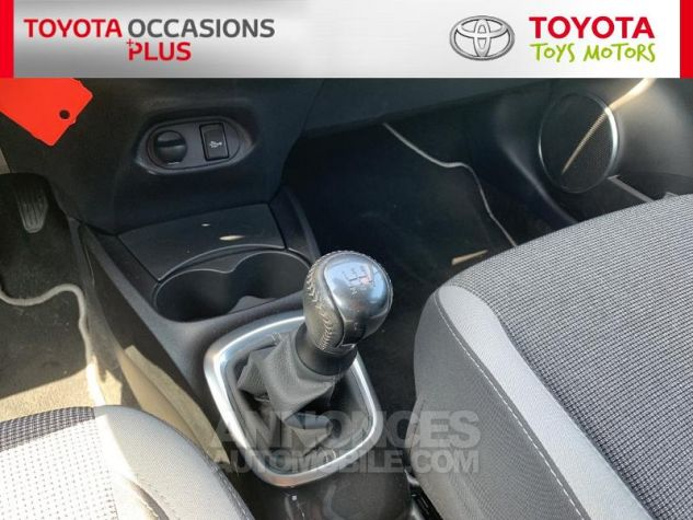 Toyota YARIS 70 VVT-i Design Y20 5p MY19 Noir Intense Occasion - 8