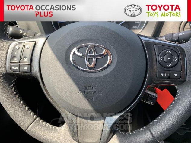 Toyota YARIS 70 VVT-i Design Y20 5p MY19 Noir Intense Occasion - 9