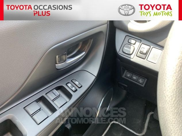 Toyota YARIS 70 VVT-i Design Y20 5p MY19 Noir Intense Occasion - 11