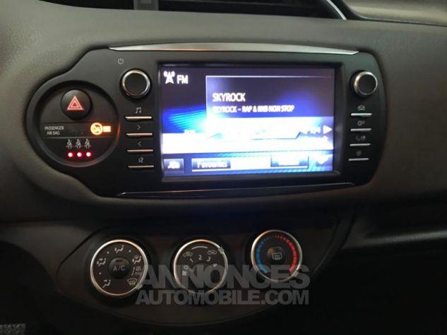 Toyota YARIS 70 VVT-i France 5p MY19 Blanc Occasion - 11