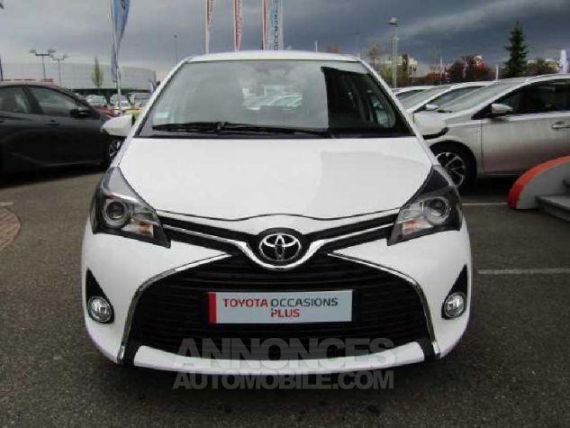 Toyota YARIS 90 D-4D Business 5p Blanc Occasion - 1