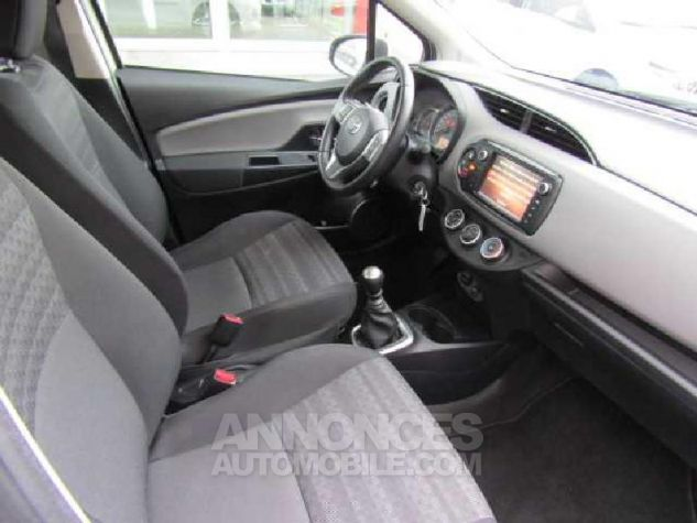 Toyota YARIS 90 D-4D Business 5p Blanc Occasion - 6