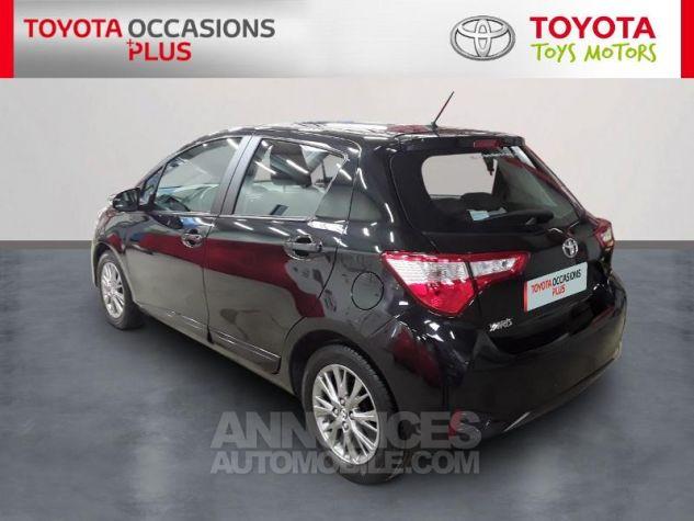 Toyota YARIS 90 D-4D Dynamic 5p Noir Occasion - 1