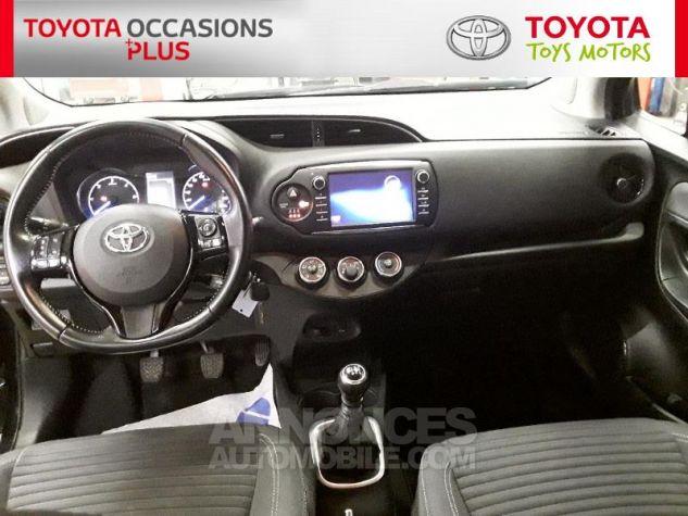 Toyota YARIS 90 D-4D Dynamic 5p Noir Occasion - 4