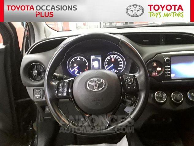 Toyota YARIS 90 D-4D Dynamic 5p Noir Occasion - 5