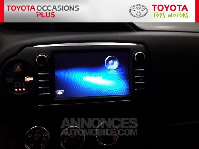 Toyota YARIS 90 D-4D Dynamic 5p Noir Occasion - 6