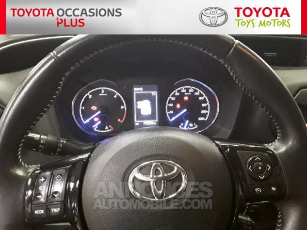 Toyota YARIS 90 D-4D Dynamic 5p Noir Occasion - 7