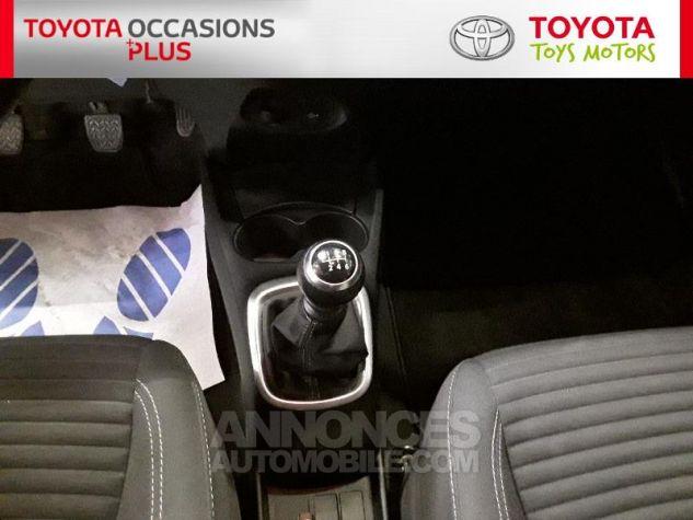 Toyota YARIS 90 D-4D Dynamic 5p Noir Occasion - 8