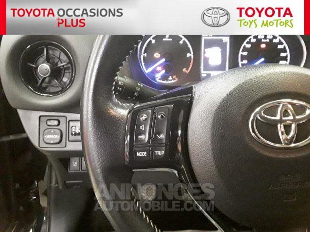 Toyota YARIS 90 D-4D Dynamic 5p Noir Occasion - 9