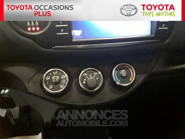Toyota YARIS 90 D-4D Dynamic 5p Noir Occasion - 10