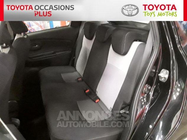 Toyota YARIS 90 D-4D Dynamic 5p Noir Occasion - 13