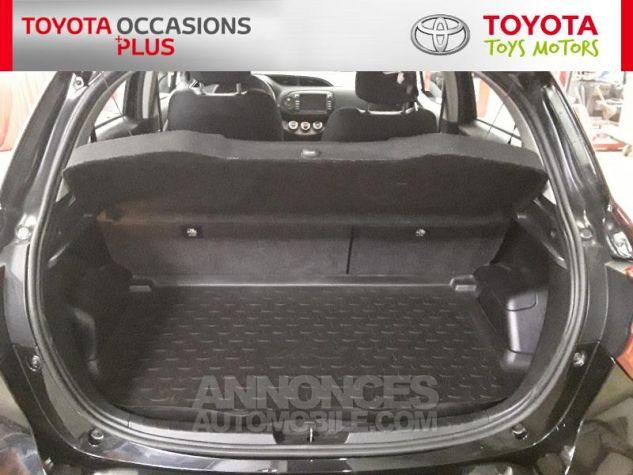 Toyota YARIS 90 D-4D Dynamic 5p Noir Occasion - 14