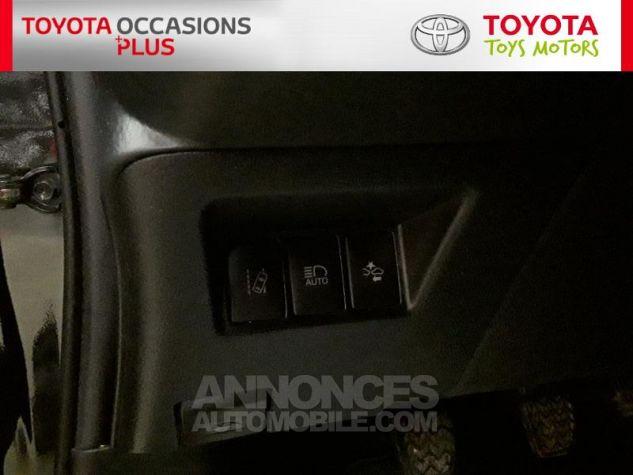 Toyota YARIS 90 D-4D Dynamic 5p Noir Occasion - 16