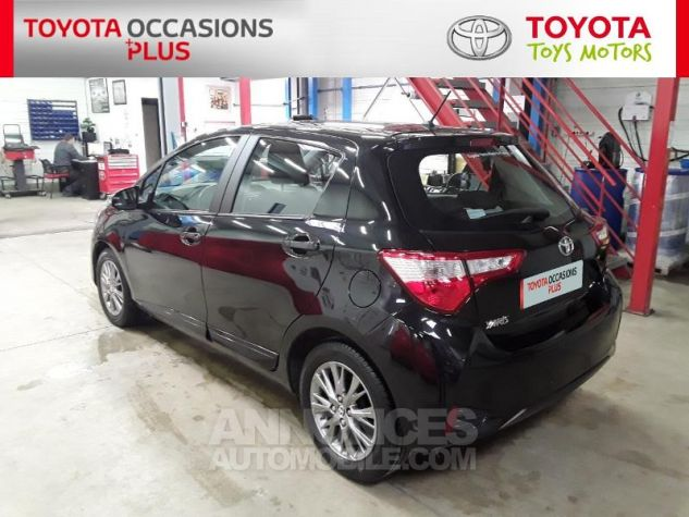 Toyota YARIS 90 D-4D Dynamic 5p Noir Occasion - 18