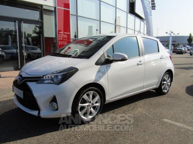 Toyota YARIS HSD 100h Attitude 5p BLANC PUR Occasion - 0
